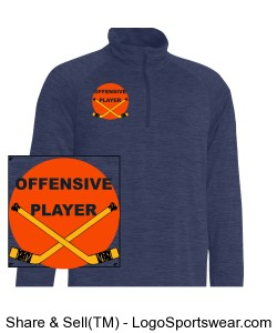 Offensive Player, Hockey Sticks Design Zoom